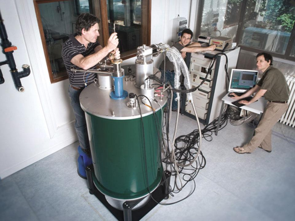 در آزمایشگاه: ابررساناها : فلزات فوق العاده !